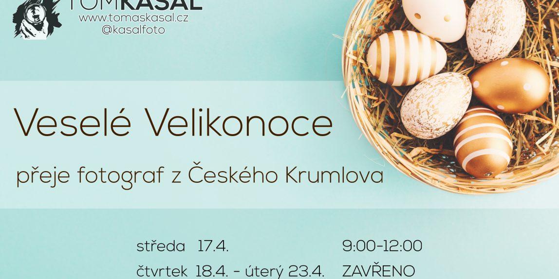 otevírací doba na Velikonoce KasalFOTO
