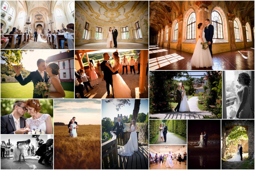 svatební fotografie - Tomáš Kasal