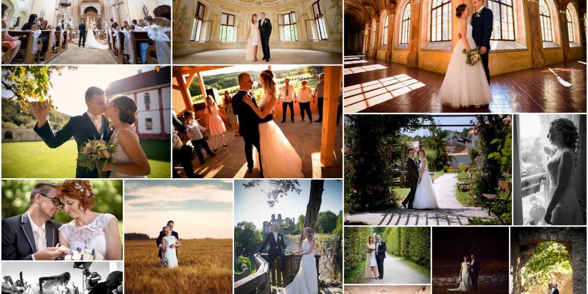 svatební prezentace - fotograf Tomáš Kasal