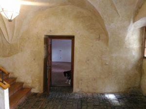 stavba ateliéru KasalFOTO dveře