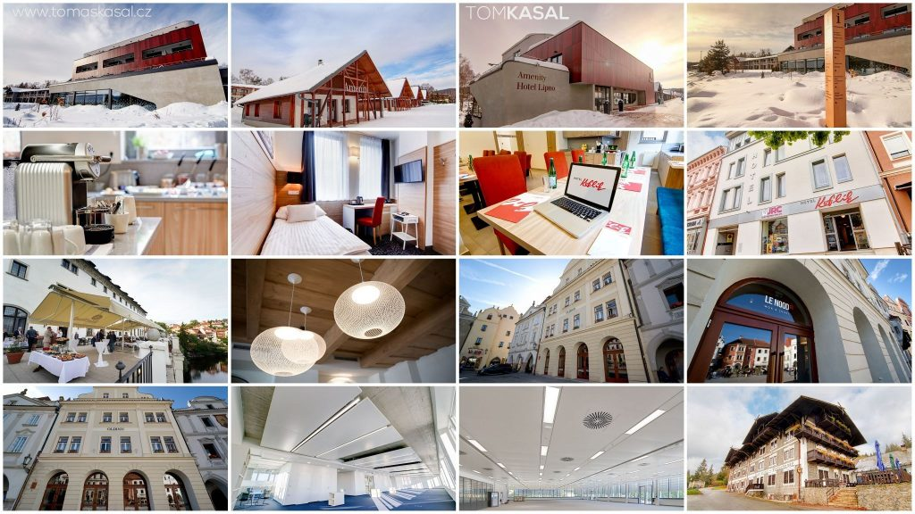 Fotografování interiérů, hotelů, restaurací, penziónů - fotograf Tomáš Kasal, Kasalfoto
